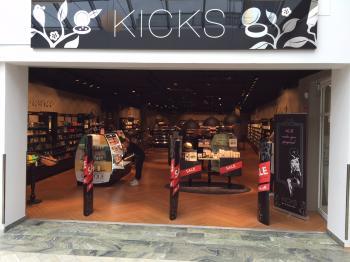Presentationsbild för referensen Kicks i Visby